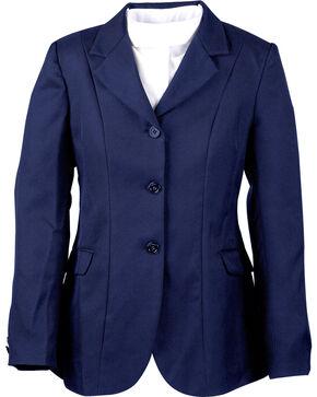 Dublin Ashby Equestrian Show Coat, Navy, hi-res