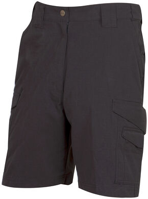 Tru-Spec Men's 24-7 Series Shorts, Black, hi-res