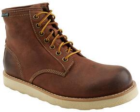 Eastland Men's Pecan Barron Boots , Pecan, hi-res