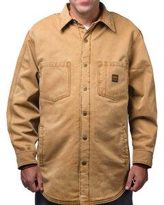 Walls Men's Vintage Fleece Lined Shirt Jacket, , hi-res