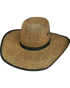 Bullhide Men's No Refund 50X Straw Cowboy Hat, , hi-res