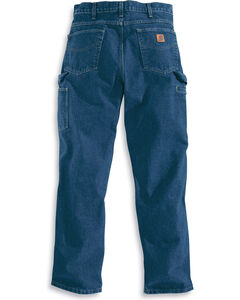 Carhartt Men's Relaxed Fit Carpenter Jeans - Straight Leg , , hi-res