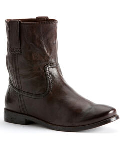 Frye Women's Anna Shortie Cowgirl Boots, , hi-res