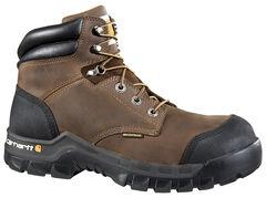 "Carhartt 6"" Composite Toe Rugged Flex Waterproof Work Boots, , hi-res"