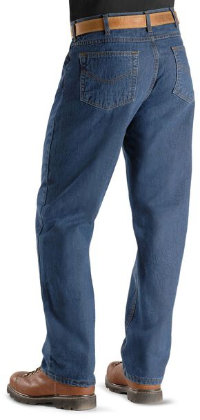 Carhartt Flame Resistant Relaxed Fit Work Jeans - Big & Tall, Denim, hi-res