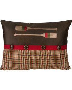 HiEnd Accents Tahoe Paddle Pillow, Multi, hi-res