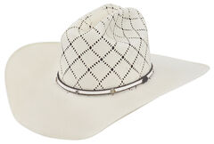 Justin Bent Rail Sky Fall Straw Cowboy Hat , , hi-res