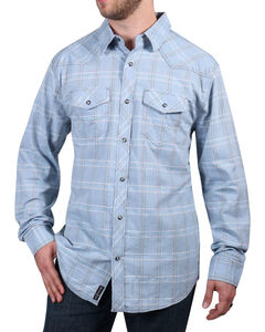 Moonshine Spirit Men's El Cortez Plaid Long Sleeve Shirt, , hi-res