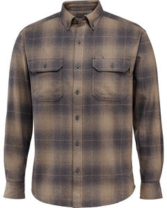 Wolverine Men's Redwood Heavyweight Flannel Shirt , , hi-res