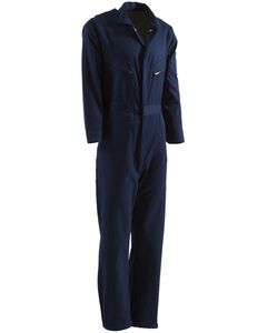 Berne Navy Deluxe Unlined Coverall - Short 2XL, , hi-res