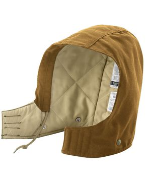 Carhartt Flame Resistant Canvas Hood, Brown, hi-res
