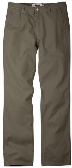 Mountain Khakis Men's Light Brown Original Slim Fit Pants, , hi-res
