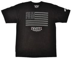 Jack Daniel's Men's Jack and Stripes Black T-Shirt, , hi-res