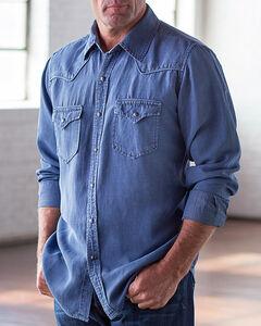 Ryan Michael Men's Ocean Pick Stitch Shirt , , hi-res
