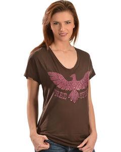 Wrangler Rock 47 Women's Thunderbird T-Shirt, , hi-res