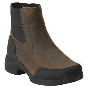 Ariat Boys' Terrain Jod Boots, Brown, hi-res