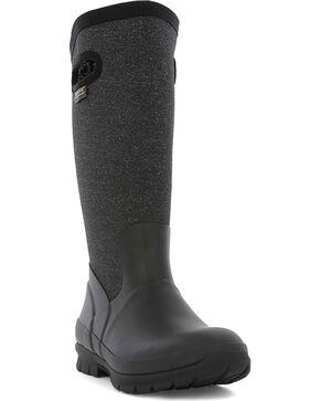 Bogs Women's Black Crandall Waterproof Insulated Boots , Black, hi-res