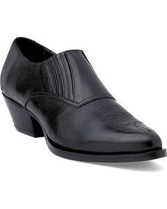 Durango Women's Black Western Shoe Boots, , hi-res