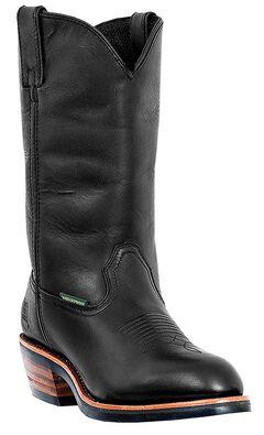 Dan Post Albuquerque Waterproof Pull-On Work Boots - Round Toe, , hi-res