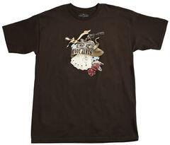 Cody James Men's Elements T-Shirt, Black, hi-res
