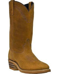 Laredo Denver Cowboy Boots - Round Toe, , hi-res