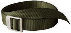 Mountain Khakis Olive Green Webbing Belt , , hi-res