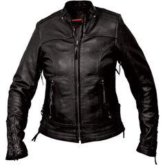 Interstate Leather Women's Jazz Jacket - Plus, , hi-res