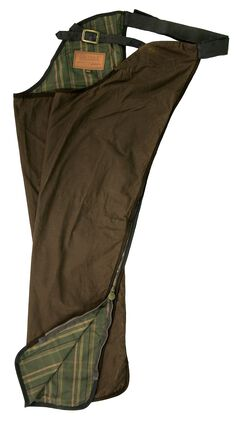 Outback Trading Co. Oilskin Cotton Chaps, , hi-res