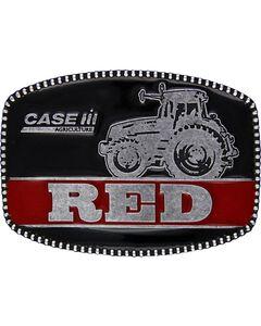 Case IH Red Attitude Belt Buckle, , hi-res