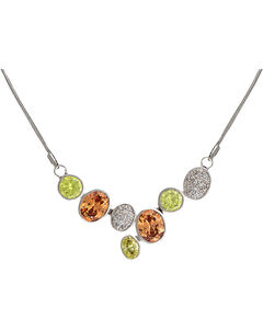 Montana Silversmiths River Lights in the Creek Necklace, , hi-res