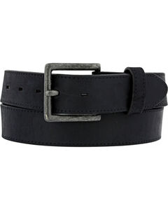 Chippewa Men's Black Sycamore Leather Belt , , hi-res