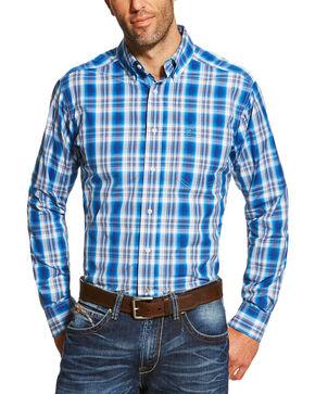 Ariat Men's Multi Clifford Long Sleeve Shirt, Multi, hi-res