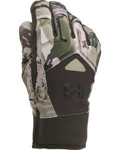 Under Armour Men's Cannon Camo Scent Control 2.0 Primer Gloves , , hi-res