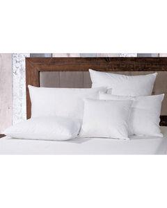 HiEnd Accents White Down Pillow Sham Inserts , , hi-res
