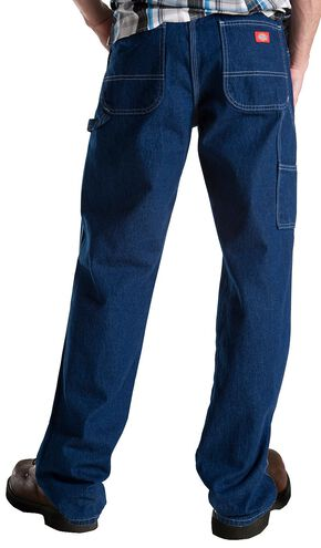 Dickies Rinsed Relaxed Carpenter Work Jeans, Rinsed, hi-res