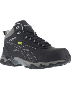 Reebok Men's Met Guard Waterproof Athletic Hiker Boots - Composite Toe, , hi-res