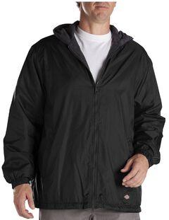 Dickies Fleece Lined Hooded Jacket, , hi-res