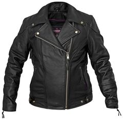 Interstate Leather Classic Jacket - XL, , hi-res