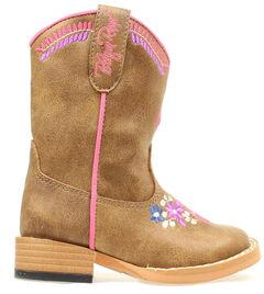 Blazin Roxx Toddler Girls' Sashay Embroidered Boots, , hi-res