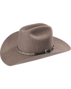 Phunky Horse Star Concho Leather Hat Band , , hi-res