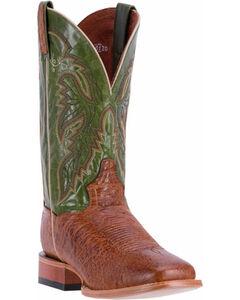 Dan Post Men's Brown Callahan Boots - Square Toe , , hi-res