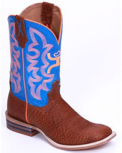 Twisted X Youth Boys' Neon Cowboy Boots - Wide Square Toe, , hi-res