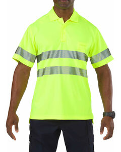 5.11 Tactical High-Visibility Short Sleeve Polo Shirt, , hi-res