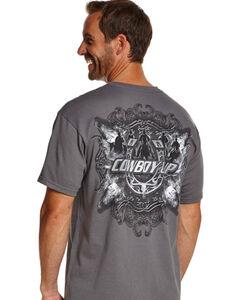 Cowboy Up Men's Open Range Graphic Tee, , hi-res