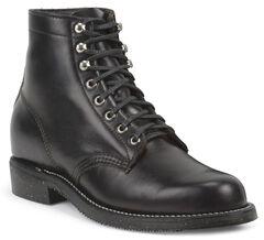Chippewa Men's 1939 Original Service Boots - Round Toe, , hi-res