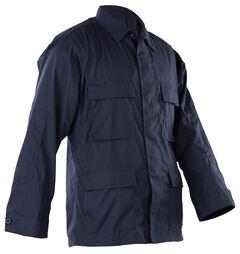 Tru-Spec Men's Navy B.D.U. Coat , , hi-res