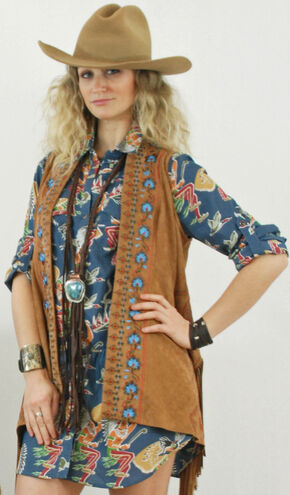 Tasha Polizzi Women's Four Corners Tunic, Print, hi-res