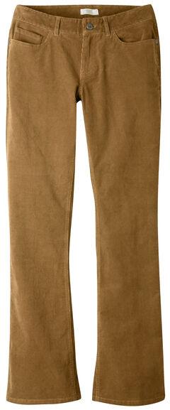 Mountain Khakis Women's Canyon Cord Slim Fit Pants, , hi-res