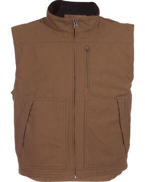 Berne Chasseral Vest, Brown, hi-res