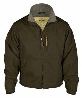 STS Ranchwear Men's Bridger Jacket - 2XL-3XL, Chocolate, hi-res